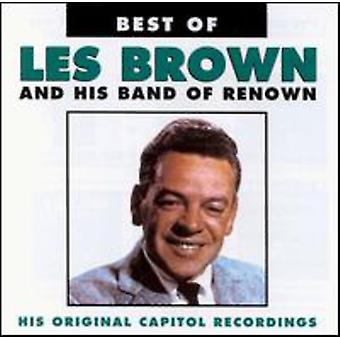 Les Brown & hans Band av Renown - bästa av Les Brown & hans Band [CD] USA import