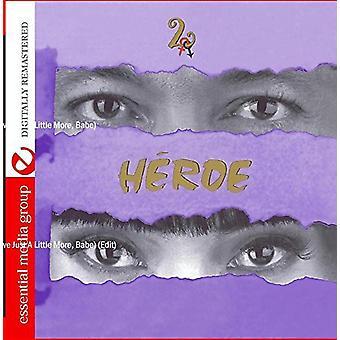 DOS - Heroe [CD] USA importeren