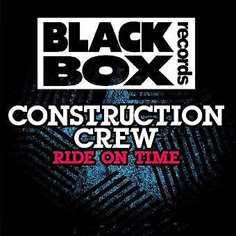 L'équipe de construction - Ride on Time [CD] USA import