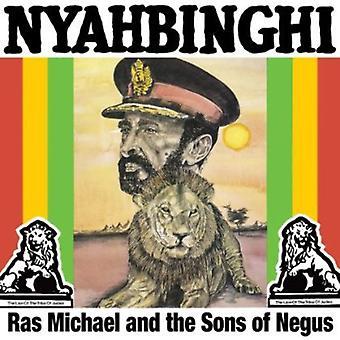 RAS Michael & sønner NE - Nyahbinghi [Vinyl] USA importerer