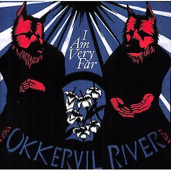 Okkervil River - jeg er meget langt [Vinyl] USA importerer