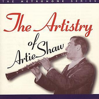 Artie Shaw - artisteri af Artie Shaw [CD] USA import