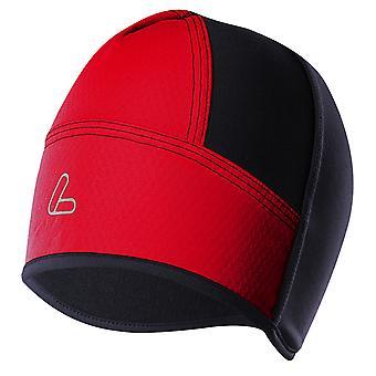 Löffler Softshell Cap lys rød - 14059-551