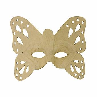 Decopatch Papier Mache Butterfly Mask