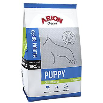 Arion Original Puppy Medium Chicken & Rice (Dogs , Dog Food , Dry Food)