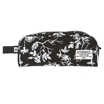 Animal Aleca Pencil Case - Black