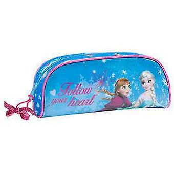 Safta Oval Frozen Case (Toys , School Zone , Pencil Case)