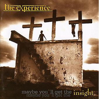 Experience - Insight [CD] USA import