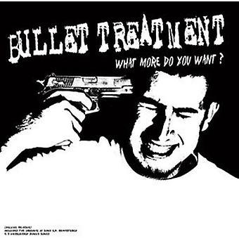 Bullet behandling - hvad mere vil du [CD] USA import
