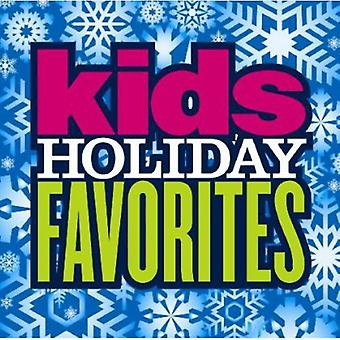 Kid's Holiday Favorites - Kid's Holiday Favorites [CD] USA import