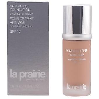 La Prairie Anti-Aging Foundation A Cellular Emulsion Spf15 # 800 30 Ml