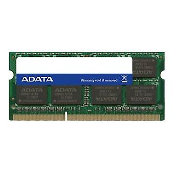ADATA Premier 8GB DDR3, 1600 MHz (PC3-12800), CL11, SODIMM Memory Single Rank