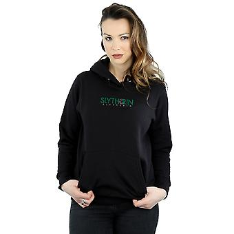 Harry Potter Women's Slytherin Text Hoodie
