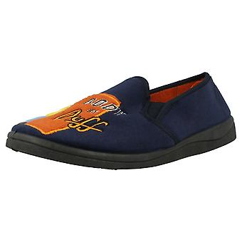 Mens The Simpsons 'Body By Duff' Slippers