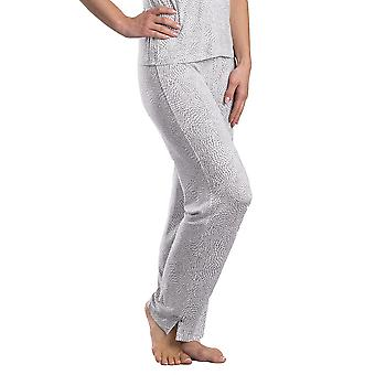 Slenderella Loungewear Ivory and Grey Pyjama Pant GL08714