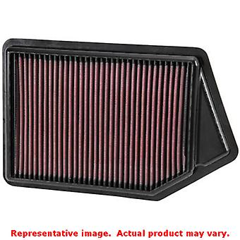 K & N Drop-in-High-Flow Luftfilter 33-2498 passt: HONDA 2013-2014 ACCORD L4 2.4