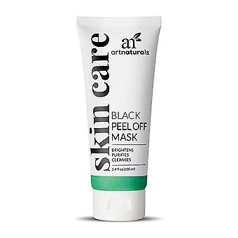 ArtNaturals Black Peel Off Mask 2.4 Oz