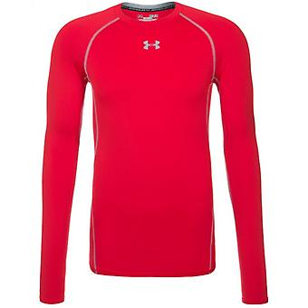 Under Armour Herren Kompressionsshirt UA ColdGear® armour color: Red