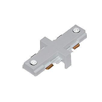 Searchlight 3800SS Mini Falcon 2-Way Connector In Satin Silver