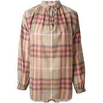 Burberry ladies 3956568 multicolour cotton blouse