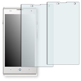 ZTE KIS 3 Max display protector - Golebo crystal clear protection film