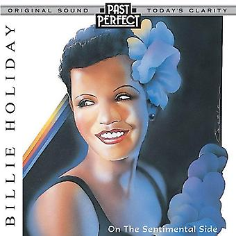 Billie Holiday: On The Sentimental Side [Audio CD] Billie Holiday