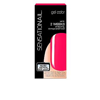Fing'rs Sensationail Gel Color Love Struck 7.39ml Womens Make Up Sealed Boxed