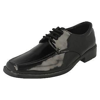 Jungen JCDees Schnürung Schürze Vamp Schuh