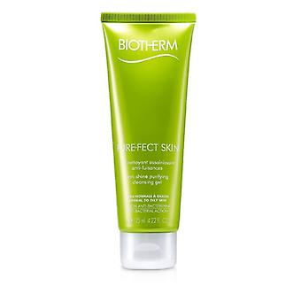 Biotherm Pure.Fect Skin Anti-Shine Purifying Cleansing Gel - Combination to Oily Skin 125ml/4.22oz