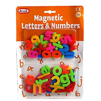 A to Z Magnetic Learning Set Large