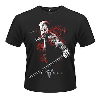Vikings Floki Attack T-Shirt