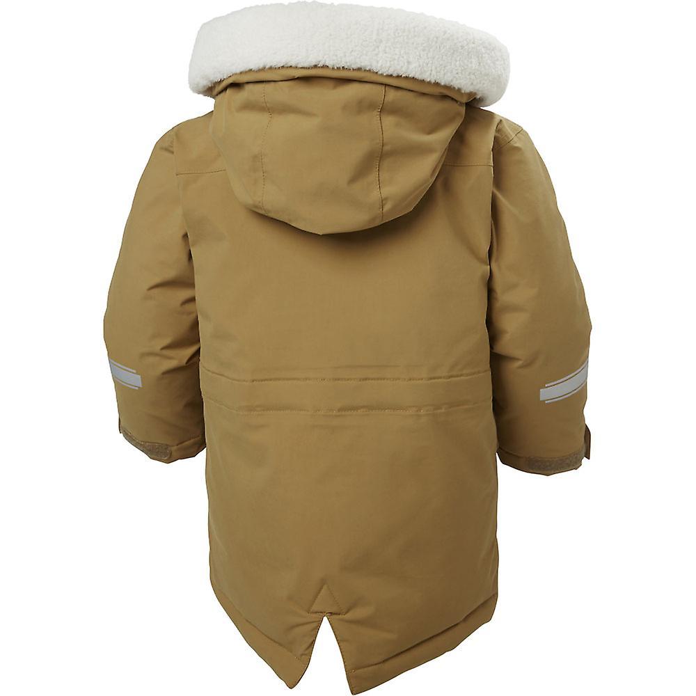الأولاد هيلي هانسن آند إيسفجورد للبنات في الماء أسفل معطف سترة مشمع