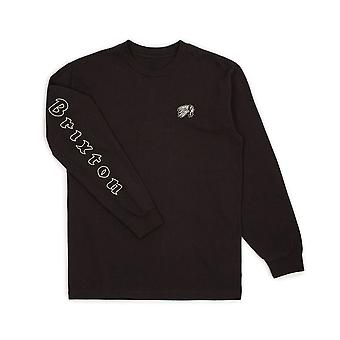 Brixton Primo Long Sleeve T-Shirt Black