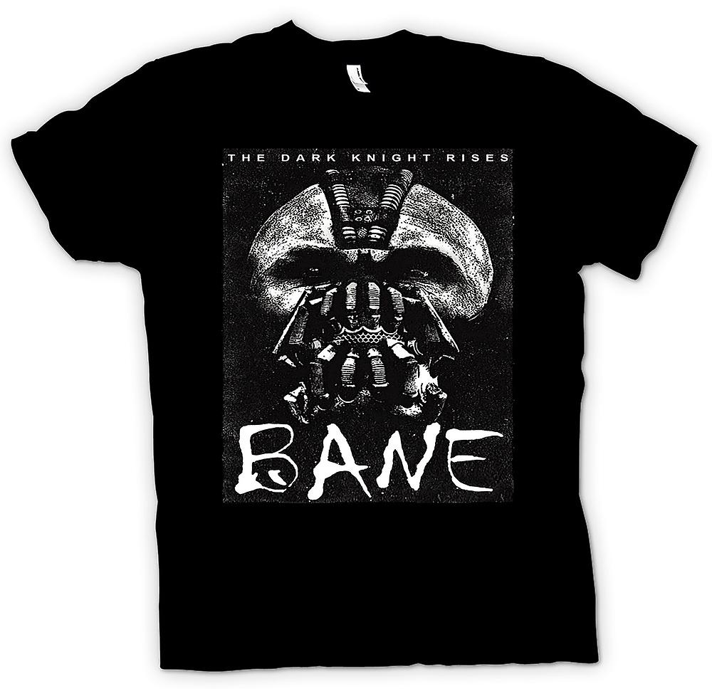 Mens t-skjorte - Batman Dark Knight - Bane