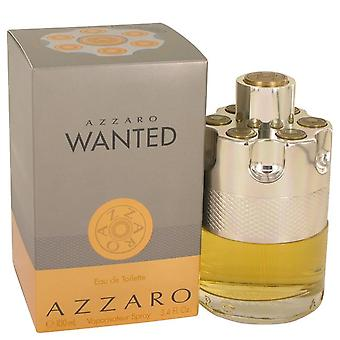 Azzaro Wanted Eau De Toilette Spray By Azzaro