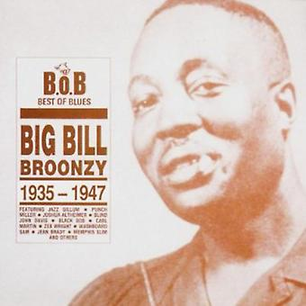 Big Bill Broonzy - 1935-47 [CD] USA import