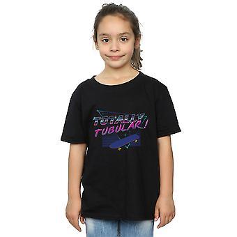 Vincent Trinidad völlig röhrenförmigen T-Shirt für Mädchen