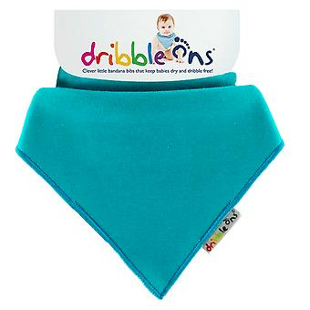 Sock Ons  Babero Dribble Turquesa (Babies and Children , Toys , Others)