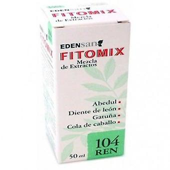 Dietisa Fitomix 104 Ren (Diet , Herbalist's , Natural extracts)