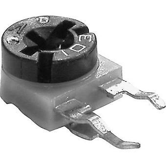 Carbon film pot linear 0.1 W 10 kΩ