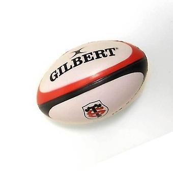 GILBERT Stade Toulousain rugby ball stress ballen