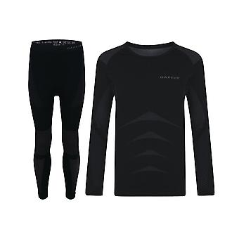Wagen 2 b zonale Base Layer Set - schwarz