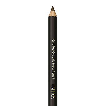 INIKA Certified Organic Brow Pencil Brunette Beauty