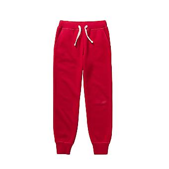 Northshore children fleece sweatpants with ribbed cuffs and hem