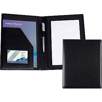 David Van Hagen A5 Conference Folder - Black