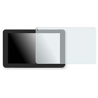 DENVER TAD-90021 display protective foil - Golebo crystal clear protection film
