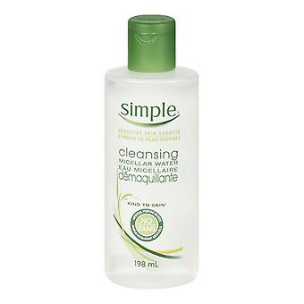 Simple Sensitive Skin Expert, Cleansing Micellar Water 198 ml
