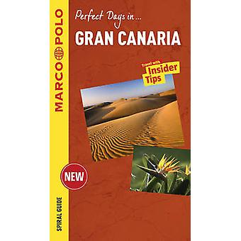Gran Canaria Marco Polo Spiral Guide by Marco Polo - 9783829755153 Bo