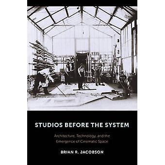 Studios vor der - Architektur - Systemtechnologie- und den Emerge