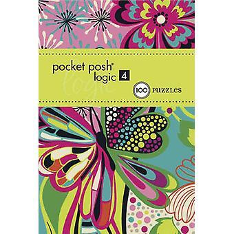 Tasche schicke 4-100 Logikrätsel der Puzzle-Gesellschaft - 978144941826